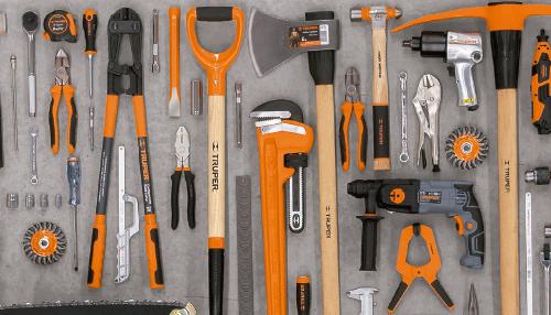 Calidad de las herramientas truper