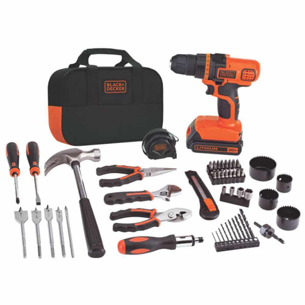 Cómo armar un kit de herramientas ideal para el hogar