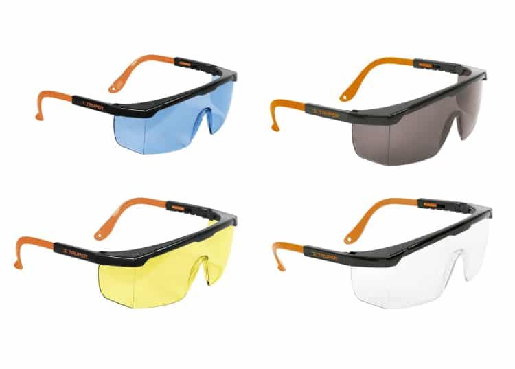 Diferencias entre protector facial y Goggles de seguridad